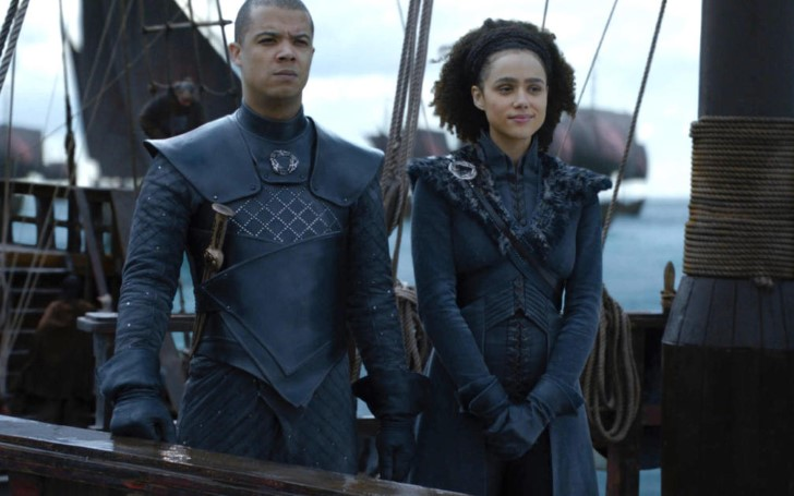 Grey Worm Actor Showcases What He And Missandei Are Up To In An Alternate Universe