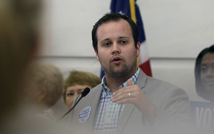 Josh Duggar Begs Judge To Relieve Him From His Latest Scandal