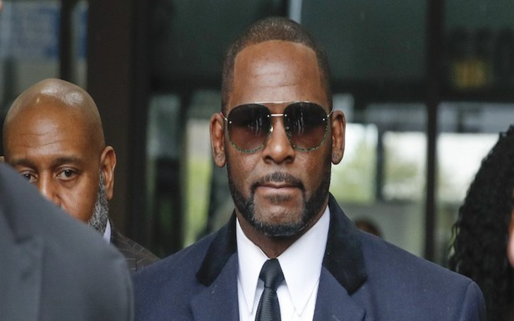 R Kelly Failed To Respond To Lawsuit 'Because He Can't Read'