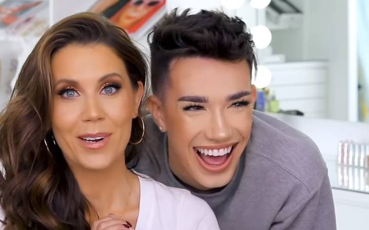 James Charles Called Out By Former Friend Tati Westbrook In A 40-Minute Video