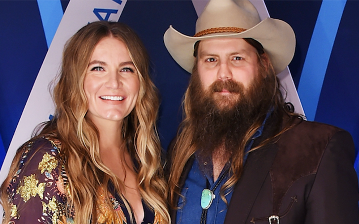 Chris Stapleton Welcomes Fifth Child With Wife Morgane