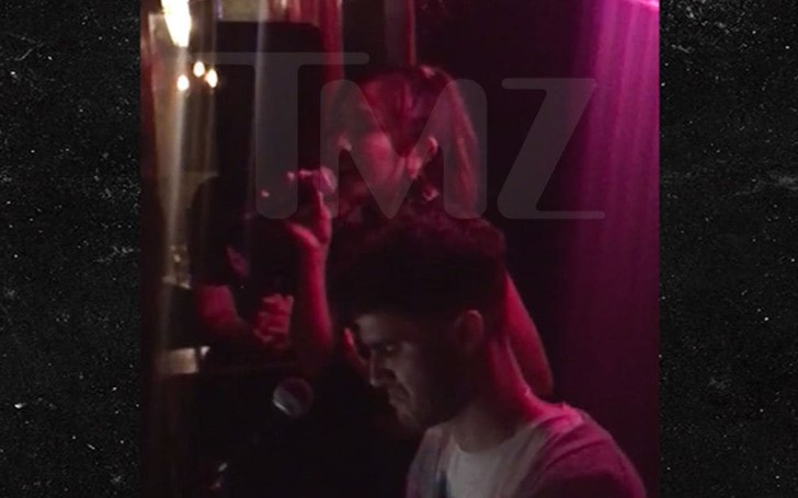 Darren Criss Sings The Signature Song From Lady Gaga's 'A Star is Born' At Piano Bar