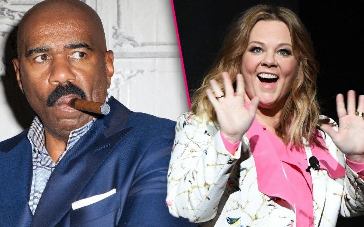 Melissa McCarthy Set To Replace Steve Harvey As Host Of NBC's Little Big Shots