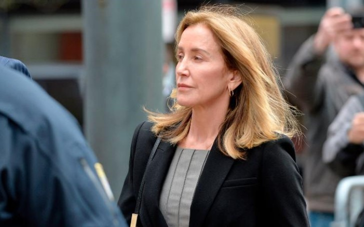 Actress Felicity Huffman Set To Plead Guilty To U.S. College Cheating Scandal