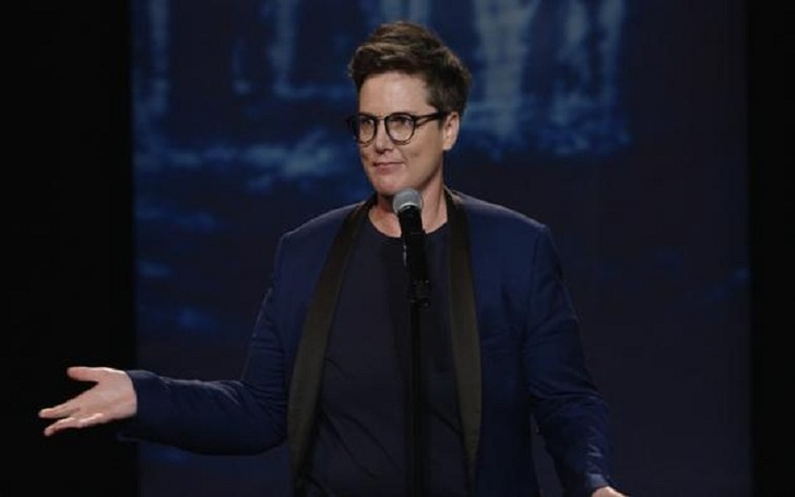 Comedian Hannah Gadsby Set To Release 'Douglas' Netflix Special in 2020