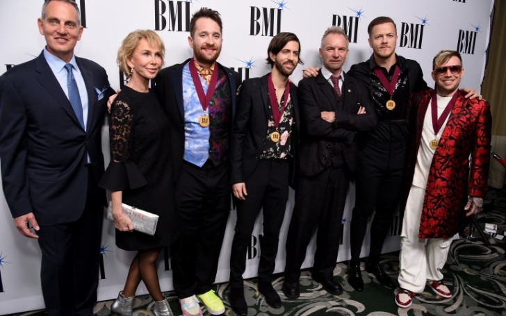 BMI's 67th Annual Pop Awards: Sting And Imagine Dragons Are Honoured!