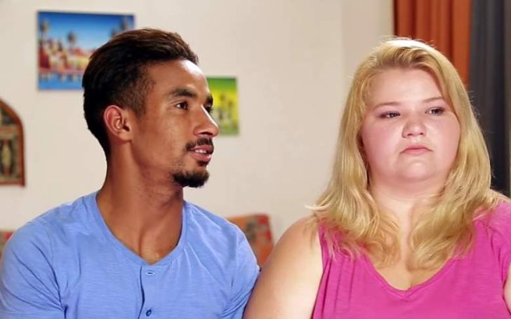 '90 Day Fiance: Happily Ever After?' Star Nicole Nafziger Defends Her Relationship With Azan Tefou