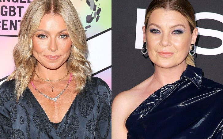 Ellen Pompeo Slams Bachelorette Creator As She Defends Kelly Ripa!
