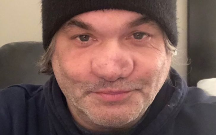 Troubled Comic Artie Lange Is Headed Back To Prison Following An Unspecified Probation Violation