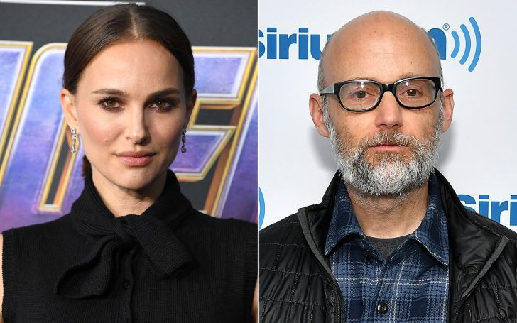 Natalie Portman Denies Dating claim by Moby; He Was a 'Much Older Man Being Creepy with Me'