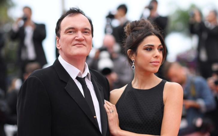 Quentin Tarantino Debuts A Fairy Tale in Cannes