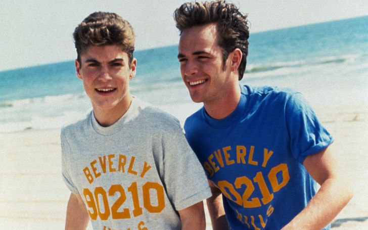 Brian Austin Green Hoped For Luke Perry Cameo in 90210 Reboot
