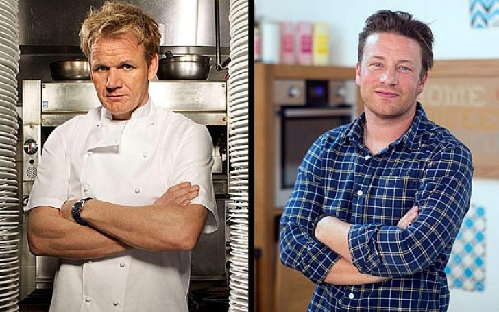 Jamie Oliver Vs. Gordon Ramsay - Who Is Better?