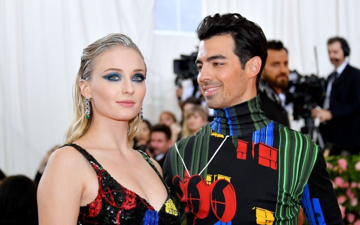 "Joe Jonas is Thankful to ""Game of Thrones"" For Introducing Him to his Wife Sophie Turner"