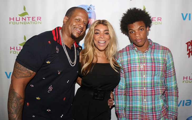 Wendy Williams' Son Is Arrested for Punching His Father