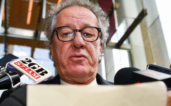 Australian Actor Geoffrey Rush Wins Record $2.9m Defamation Payout