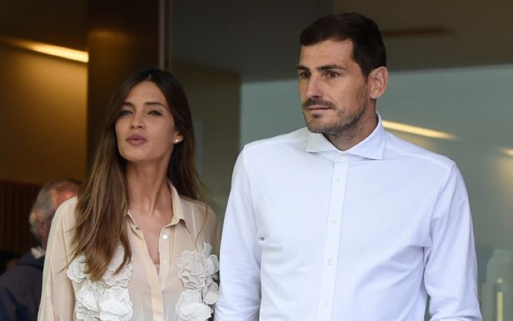 Details Of Iker Casillas' Wife Sara Carbonero Battling Ovarian Cancer