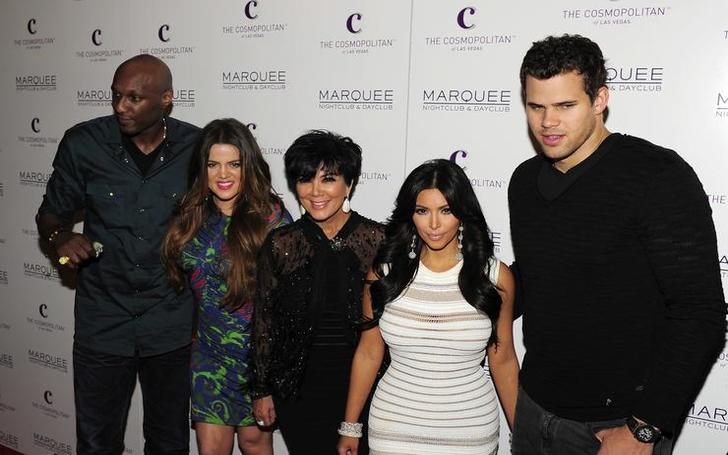 Lamar Odom Blames Kris Jenner For Ruining His Marriage To Khloe Kardashian!
