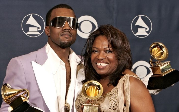 Kanye West Shares Touching Story About His Late Mother Donda