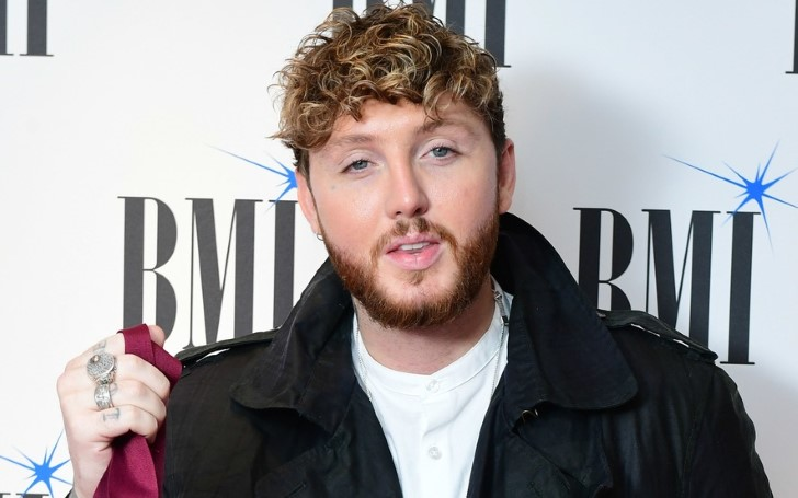 "James Arthur Reckons It's ""Struggle"" For Him To Get Noticed By Award Shows"