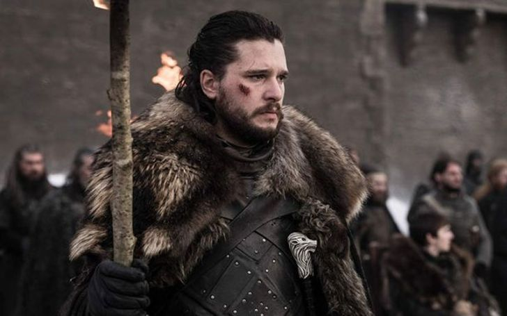 Game Of Thrones Star Kit Harington 'Checked Into Rehab For Stress And Alcohol'