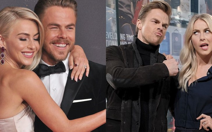 America's Got Talent judge Julianne Hough' Brother Derek Hough Shares an Inspiring Story; Who is her Famous Brother Derek Hough?