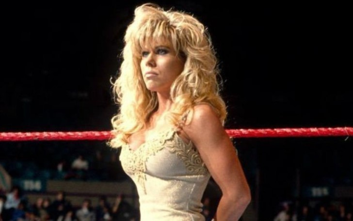 Former WWE Superstar Terri Runnels Was Arrested In Florida For Allegedly Bringing A Loaded Gun To An Airport