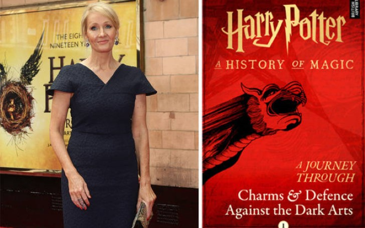JK Rowling Is Set To Release Four New Harry Potter E-Books