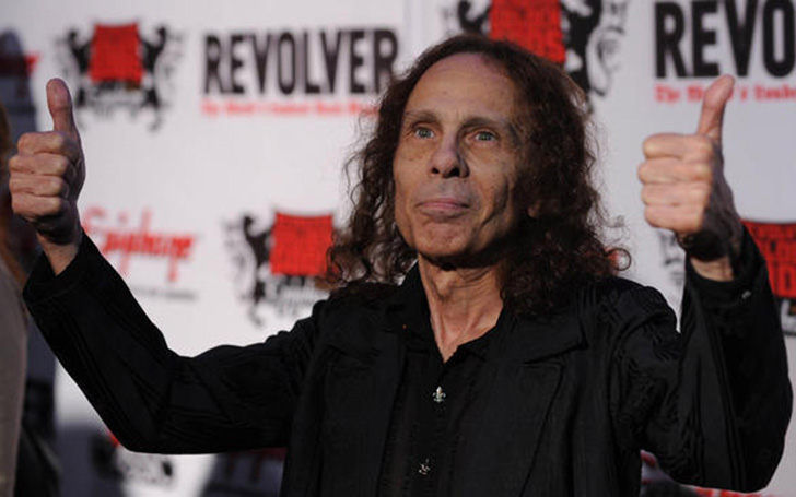 Ronnie James Dio Set To Tour In Hologram Form