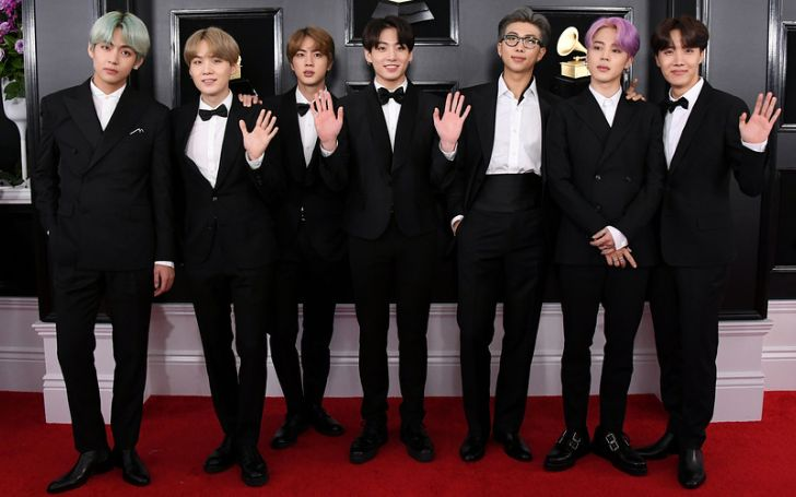 BTS Becomes The First Korean Act To Play At Wembley After Selling Out Their First Night In 90 Minutes