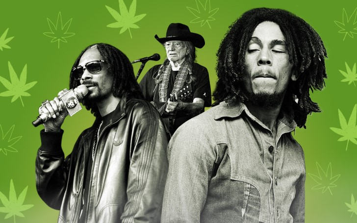 Top 10 Greatest Weed Songs To Get High To!