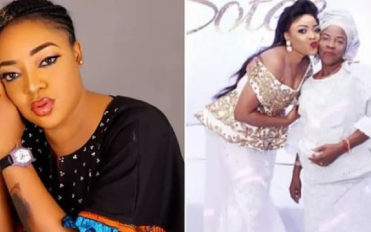 Tayo Sobola Continues To Mourn Late Mother
