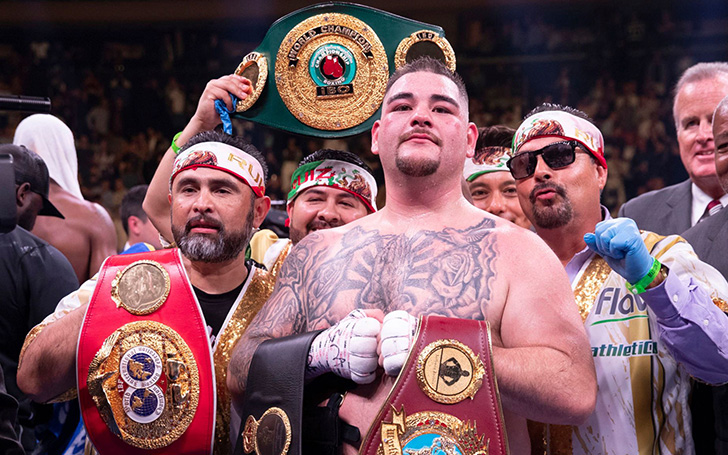 Top 5 Facts About Andy Ruiz Jr.