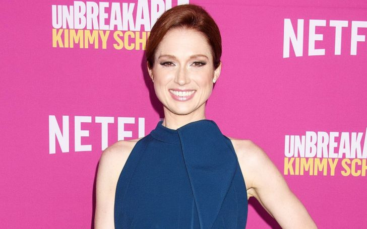 Actress Ellie Kemper Is Reportedly Pregnant With Baby Number Two