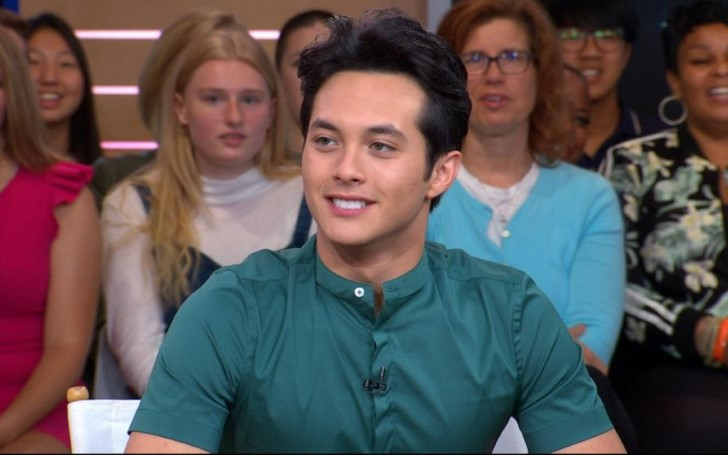 Relive Laine Hardy's Amazing Performance On Jimmy Kimmel Live!