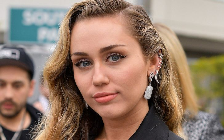 Miley Cyrus Speaks Out After She Was Aggressively Grabbed And Kissed On The Cheek By A Man In Barcelona