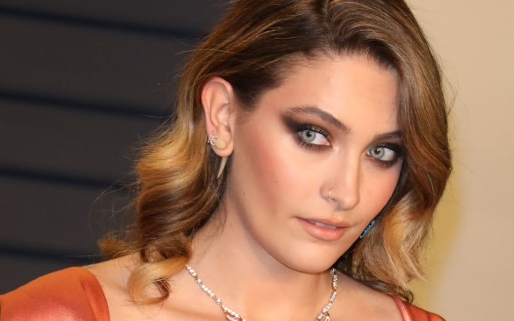 Paris Jackson Fires Back At Troll Calling Her 'Degenerate' For Smoking Pot