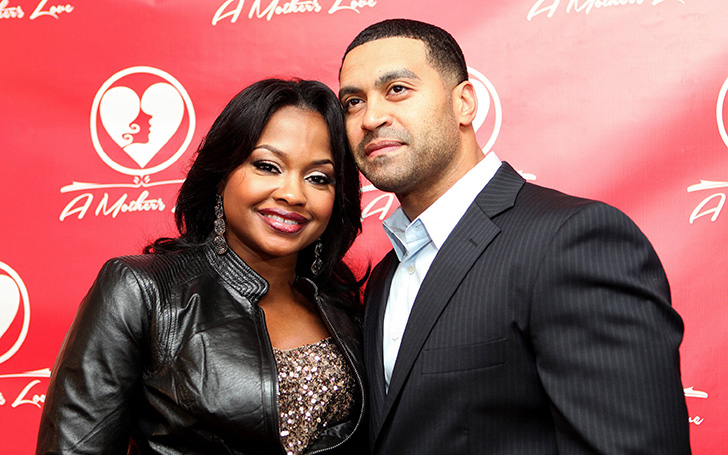 Phaedra Parks' Ex-Husband Apollo Nida Released From Prison