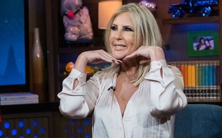 Vicki Gunvalson Claims She Will Never Be Demoted To Friend Of The Housewives!