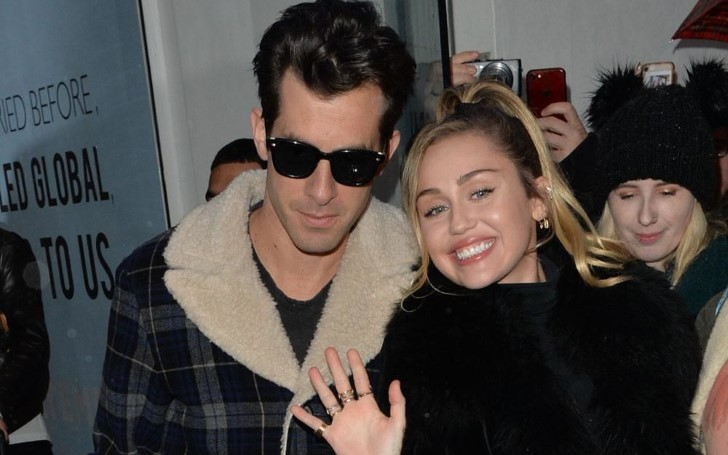 "Mark Ronson Says He ""Stalked"" Miley Cyrus ""For Four Years"" Until She Agreed To Work With Him"