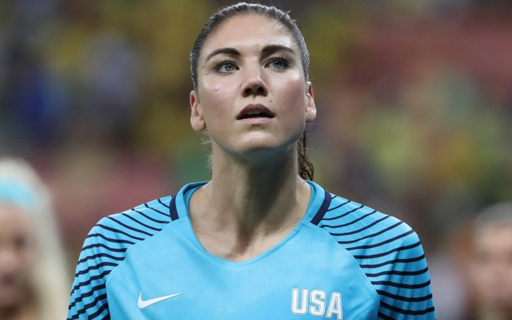 Hope Solo, former Soccer star, Reveals About her Painful Miscarriage with Twins