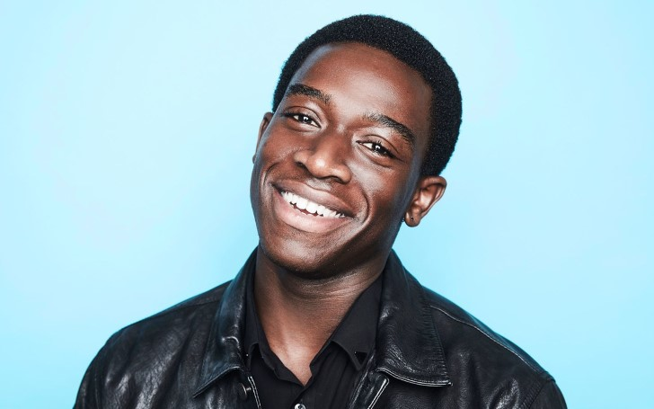 Top 5 Facts About Black Mirror: Smithereens' Jaden Actor Damson Idris