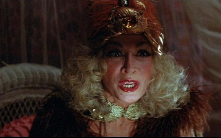 Midnight Cowboys actress Sylvia Miles Passes Away at the age of 94