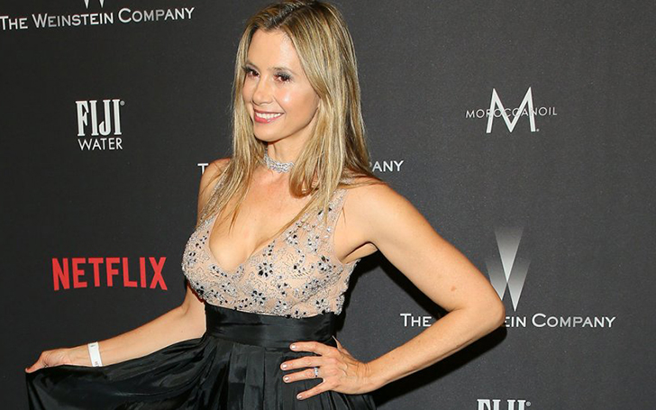 Mira Sorvino Opens Up Her Experience Being A Survivor Of Date Rape