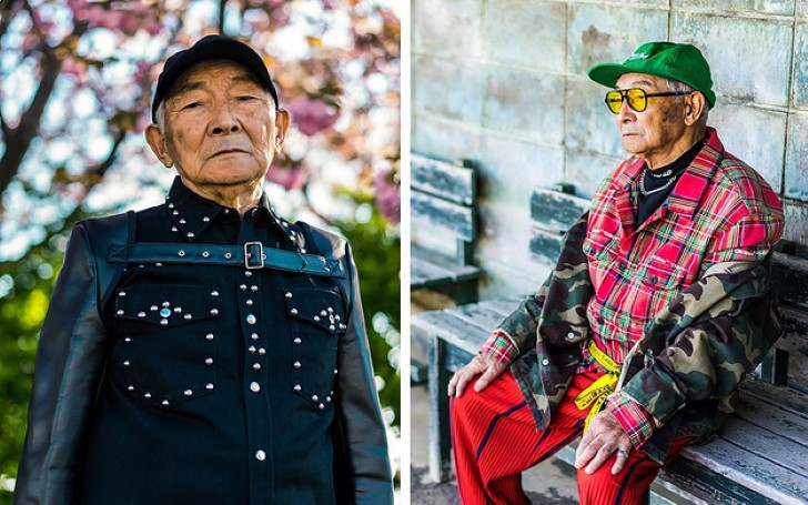 Think You Have Good Instagram Game; Wait Till You See This Stylish 84-Year-Old Grand Dad' Instagram