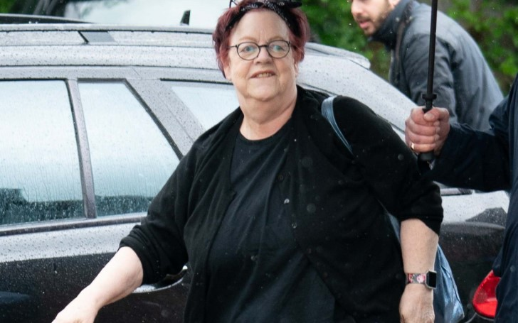 Jo Brand Is Being Investigated By Police Over An Allegation Of Incitement To Violence