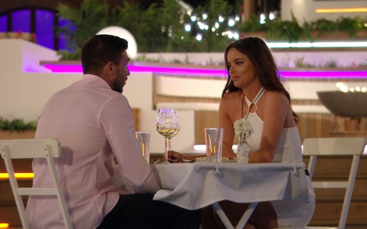 Love Island Fans Are Convinced Tommy Fury And Maura Higgins Will Kiss