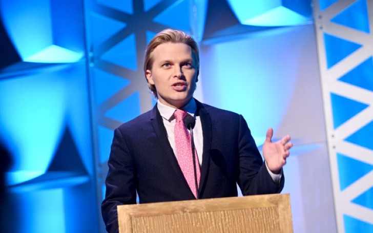 The New Yorker's Ronan Farrow Sure Knows How To Get Media Crowd Buzzing