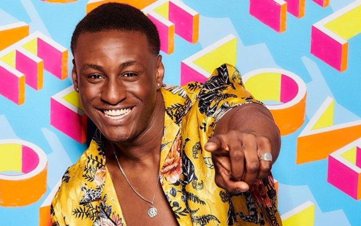 Love Island's Sherif Lanre Claims He Was Victim Of 'Unconscious Racism'