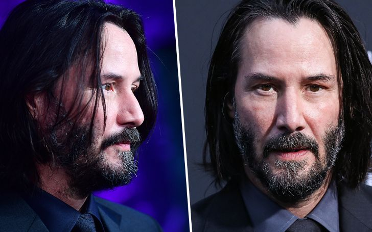 Keanu Reeves; The Man, The Legend; Despite Facing the Loss of his Girlfriend and Infant Daughter, The Man is still Going On